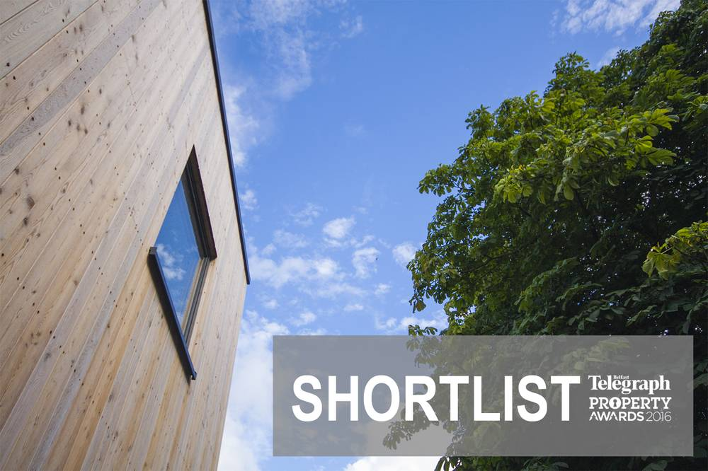 Residential Architectural Practice of the Year: Shortlisted, Shane Birney Architects